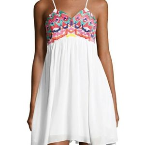 Pilyq Belize Michelle Embroidered Dress